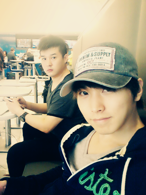 with sungmin min